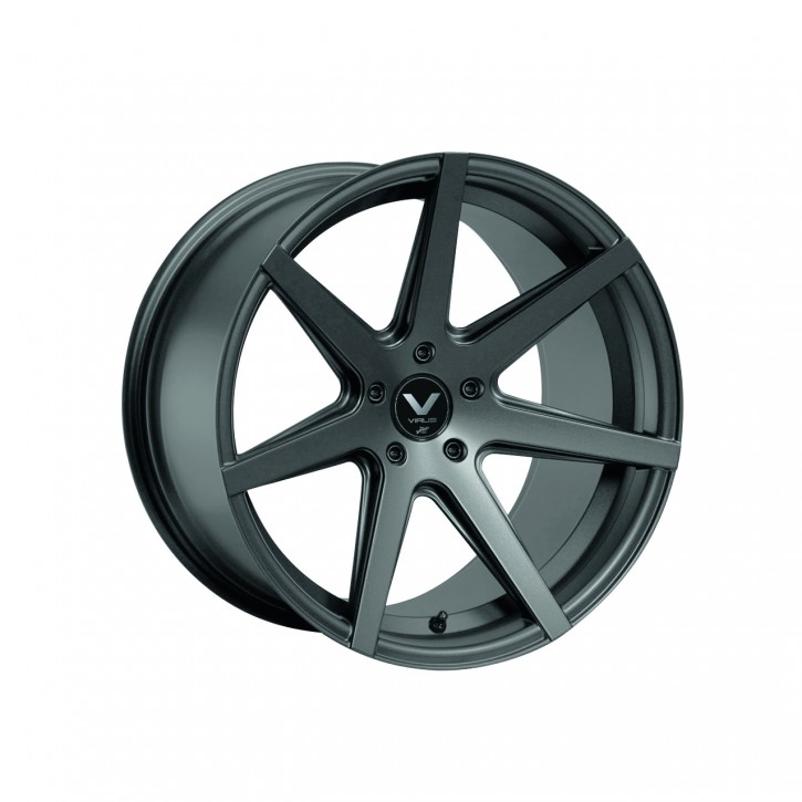 BARRACUDA VIRUS 8,0x18 5/108 ET 40 Gunmetal