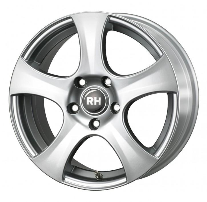 RH BX Economy 6,5x16 5/105 ET 35 SPORT-Silber lackiert