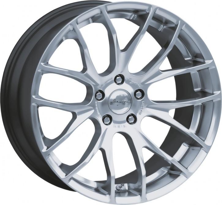 Breyton Race GTS 8,5x18 5-120 ET 35 Hyper silver