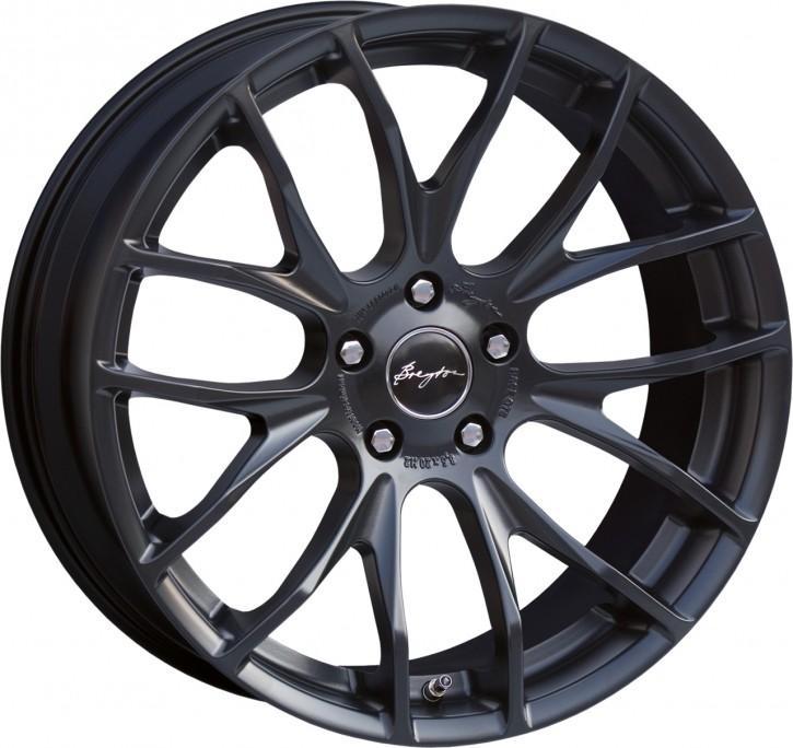 Breyton Race GTS 8,5x20 5-120 ET 35 Glossy black
