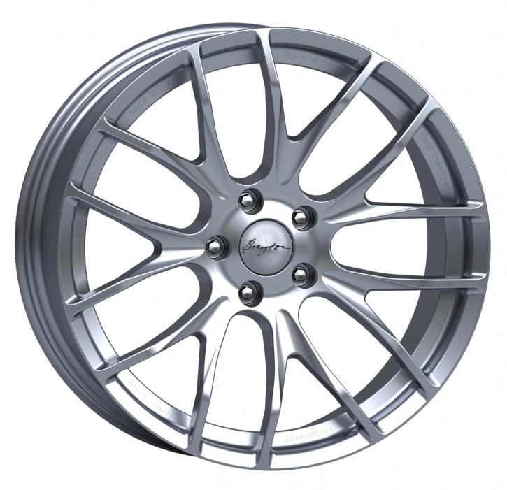 Breyton Race GTS 2 10,0x20 5-120 ET 35 Hyper silver undercut