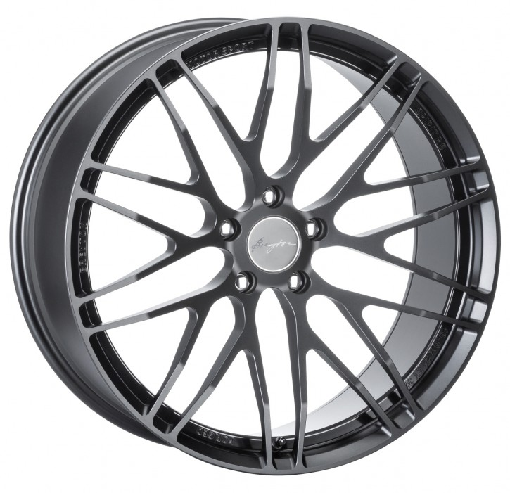 Breyton Spirit RS 8,5x20 5-120 ET 29 Black Anodized