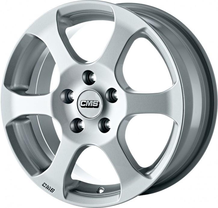 CMS C10 6x15 4/108 ET 27 Silver