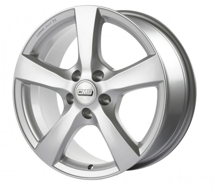 CMS V1 6x15 5/105 ET 37 Silver