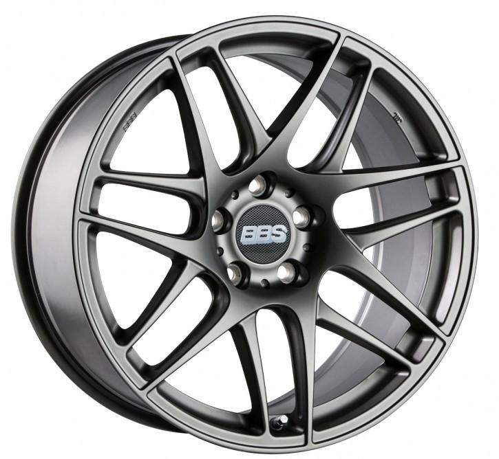 BBS CX-R 8,5x19 5/110 ET 35 platinum matt [ BBS CX002 ]