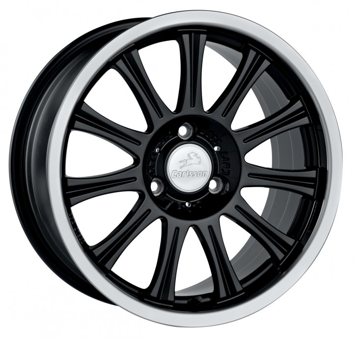 Carlsson 1/11 Evo  7x16 3/112 ET 26 Black Edition