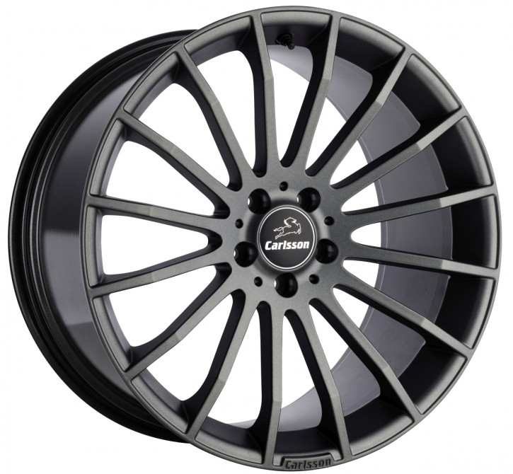 Carlsson 1/16RS 10,5x20 5/112 ET 50 Graphit Edition