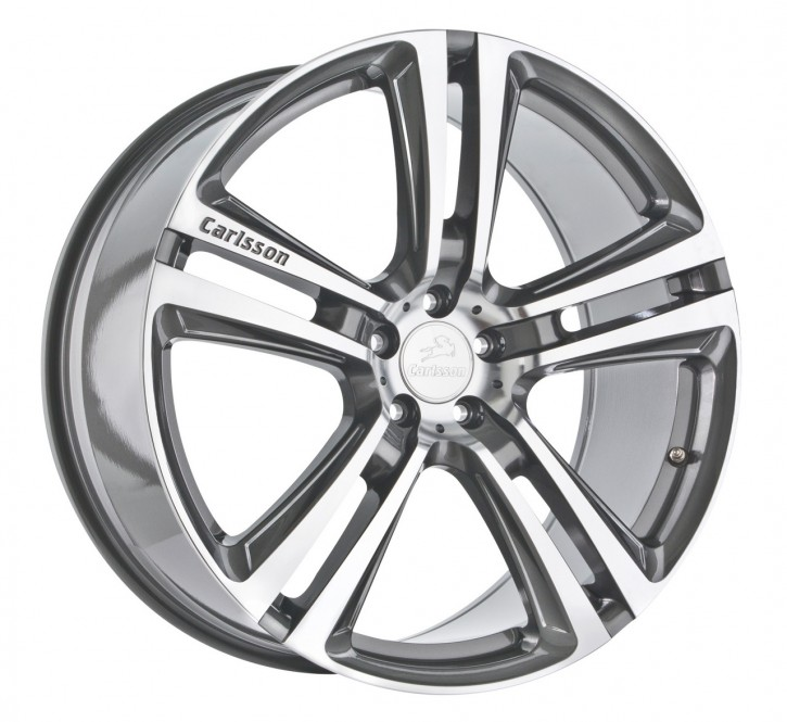 Carlsson 1/5 REVO II 10x22 5/112 ET 65 Diamond Edition
