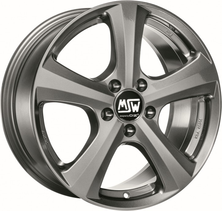 MSW MSW 19 7x16 5/114.3 ET 38 GREY SILVER
