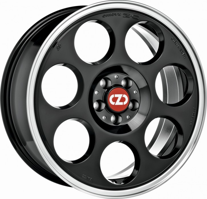 OZ ANNIVERSARY 45 7x17 4/98 ET 35 BLACK DIAMOND LIP