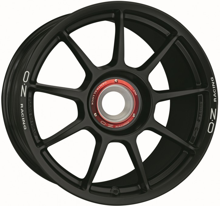 OZ CHALLENGE HLT CL 9x18 15/130 ET 47 MATT BLACK