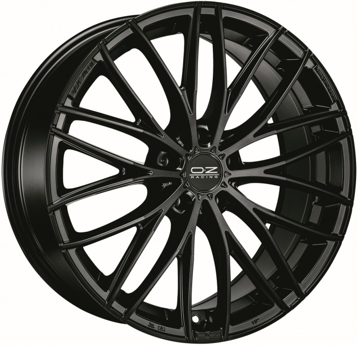 OZ ITALIA 150 8x17 5/114.3 ET 45 MATT BLACK