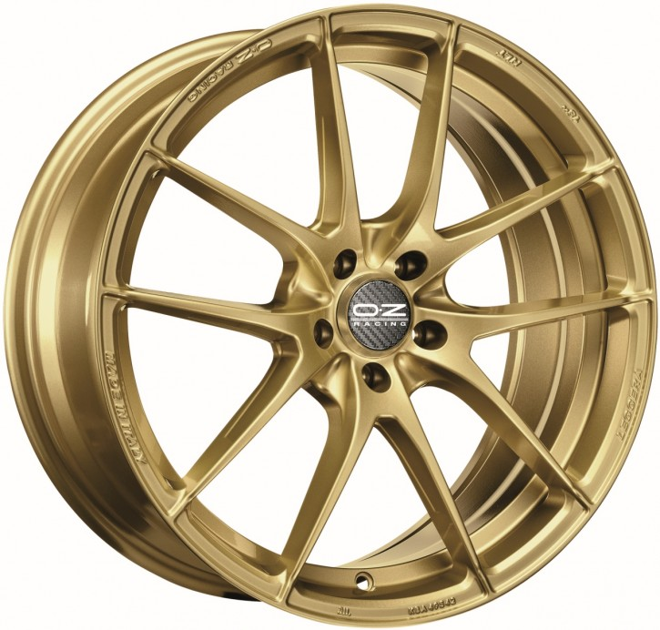 OZ LEGGERA HLT 8x19 5/114,3 ET 45 RACE GOLD