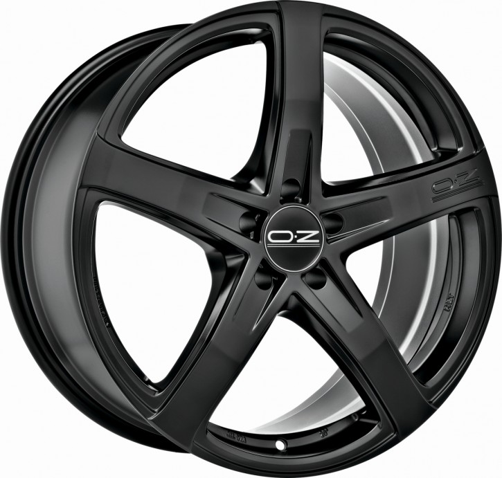 OZ MONACO HLT 8x20 5/108 ET 45 MATT BLACK