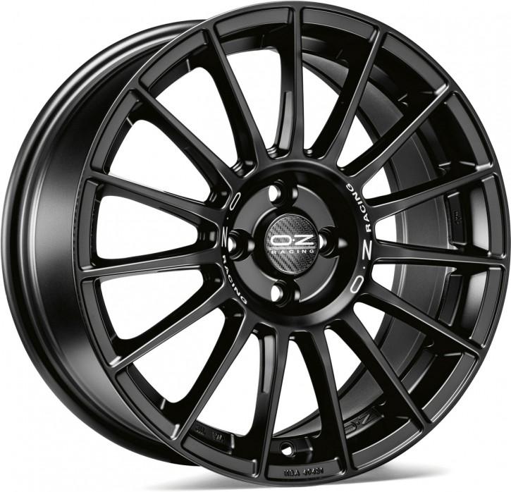 OZ SUPERTURISMO GT 6.5x15 4/108 ET 25 MATT BLACK