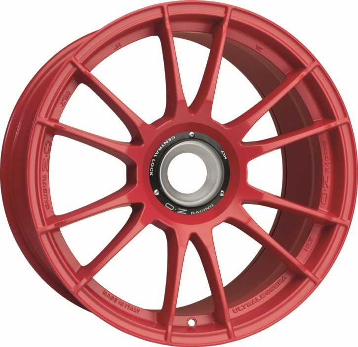 OZ ULTRALEGGERA HLT CL 12x19 15/130 ET 48 RED