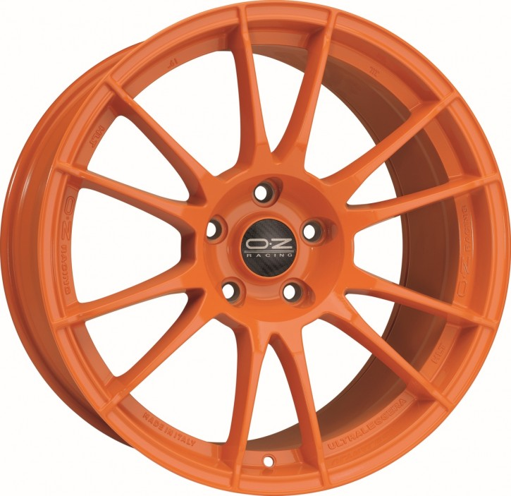 OZ ULTRALEGGERA HLT 8.5x20 5/114.3 ET 25 ORANGE
