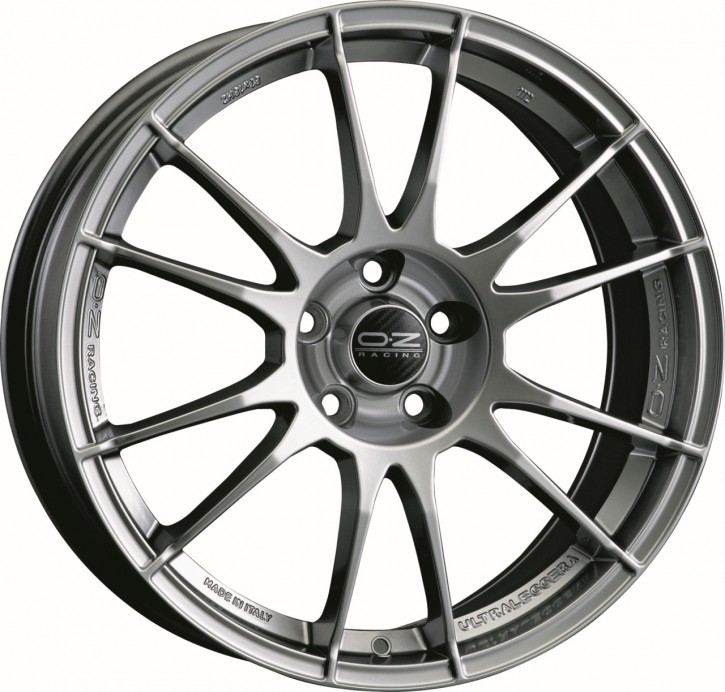 OZ ULTRALEGGERA HLT 9,5x19 5/114,3 ET 40 MATT GRAPHITE