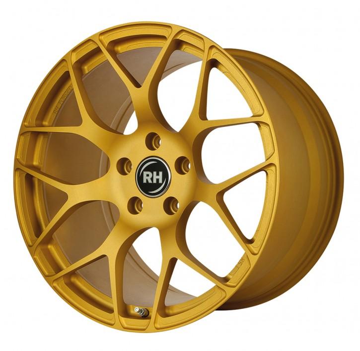 """RSone 9X20"""" ET47 5/130 gold anodisiert"""