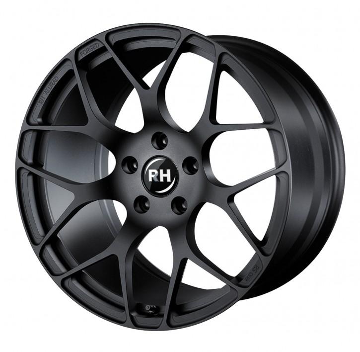 RH RSone 9x20 1/1 ET 47 racing schwarz lackiert