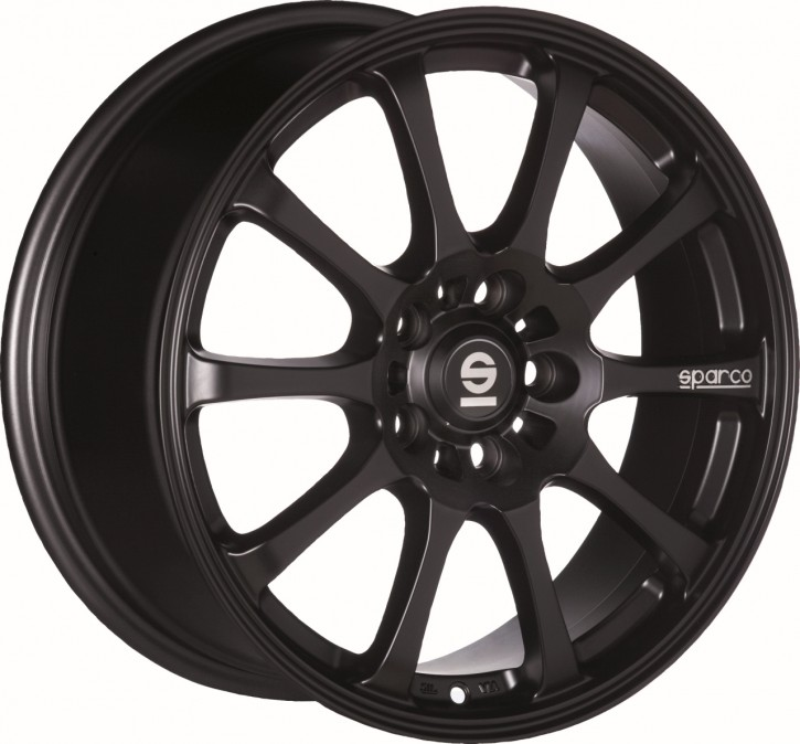 Sparco DRIFT 7x17 4/108 ET 25 MATT BLACK