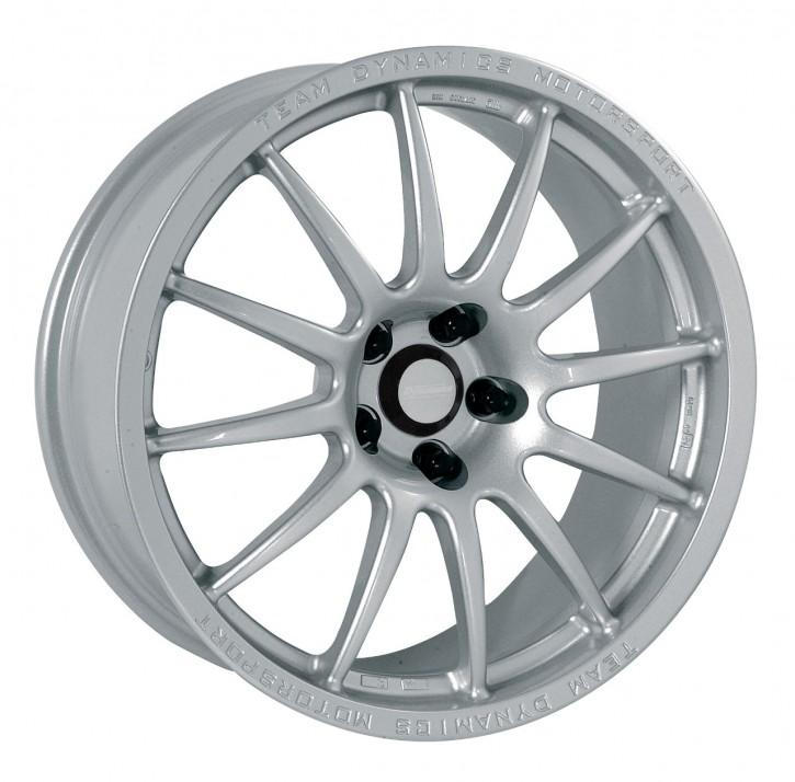 Team Dynamics PRO RACE 1.3 10x18 5/130 ET 40 Glitter-Silver (Standard Silber)