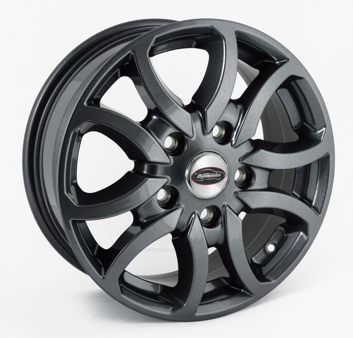Team Dynamics SCORPION 6,5x16 5/130 ET 62 Gloss-Anthracite (Glanzanthrazit)