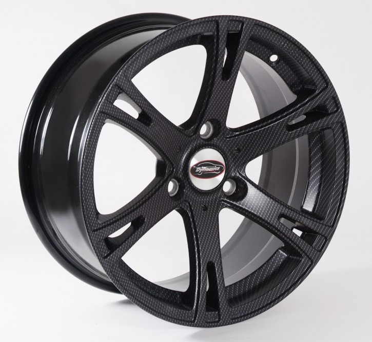 Team Dynamics SMARTIE 6x16 3/112 ET 32 Carbon Look