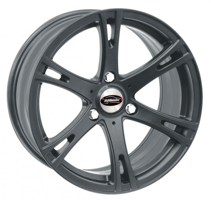 Team Dynamics SMARTIE 7,5x16 3/112 ET 32 Gloss-Anthracite (Glanzanthrazit)
