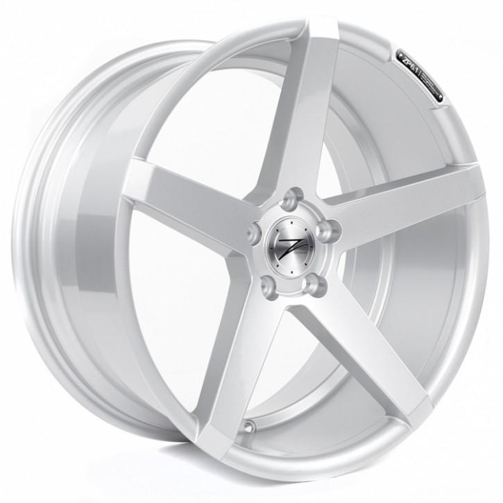 Z-Performance ZP6.1 Deep Concave  9x20 5/120 ET 20 Sparkling Silver