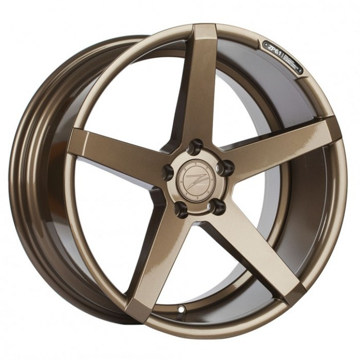 Z-Performance ZP6.1 Deep Concave  9.5x19 5/114 ET 30 Bronze