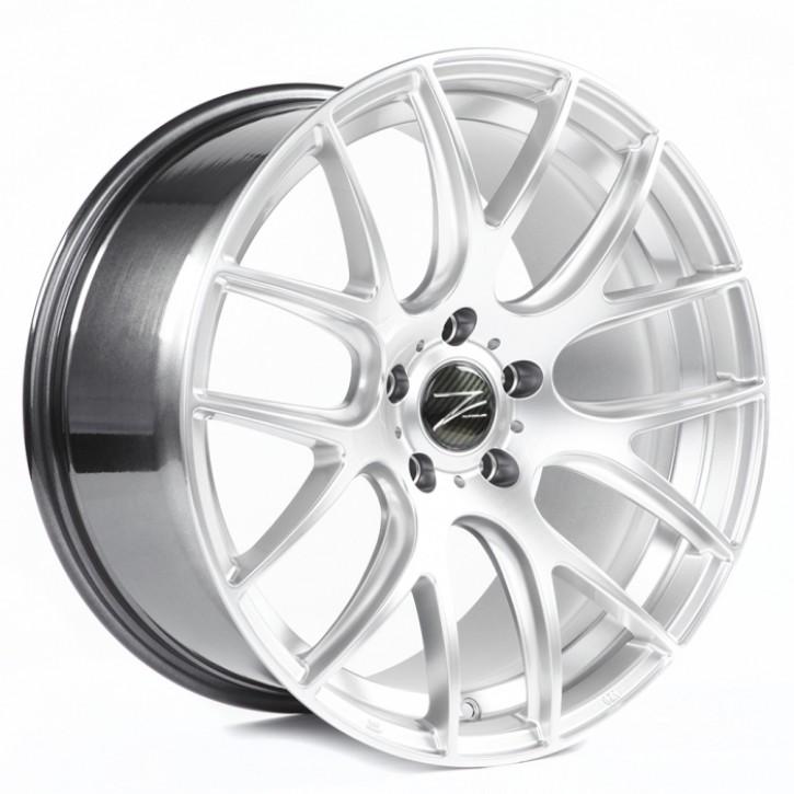 Z-Performance ZP.01 Concave  10x20 5/120 ET 35 Sparkling Silver