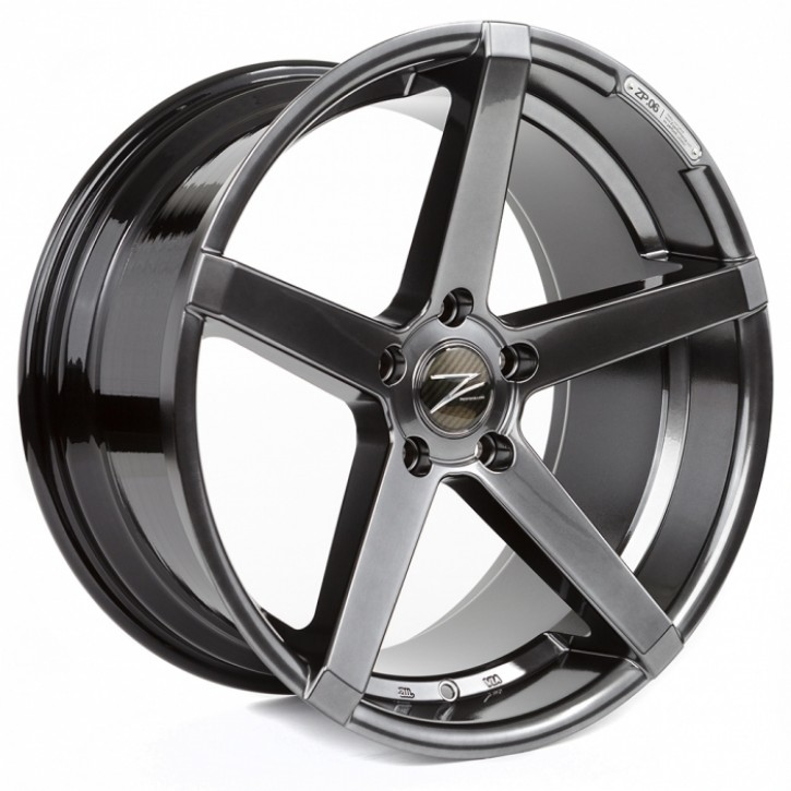 Z-Performance ZP.06 Deep Concave  9.5x19 5/120 ET 40 Hyper Black