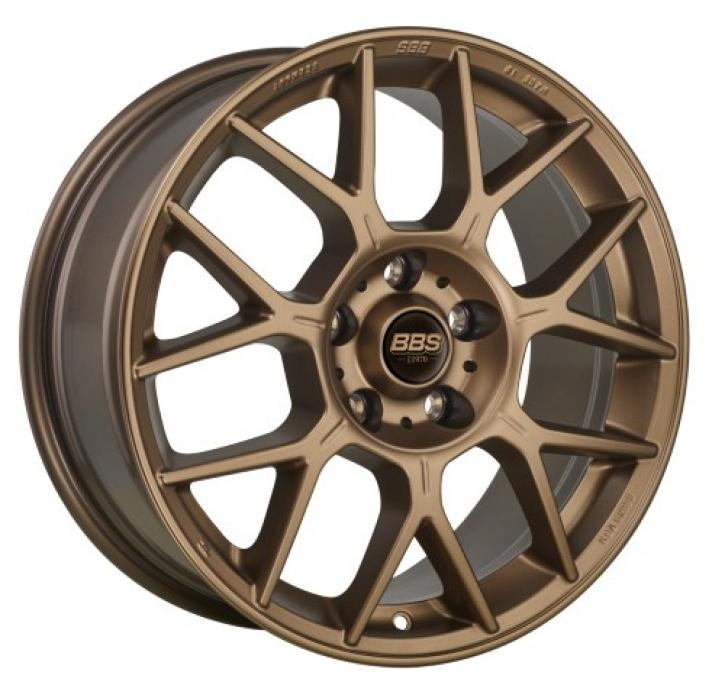 BBS XR 8,5x20 5/108 ET 40 bronze matt [ BBS XR0303 ]