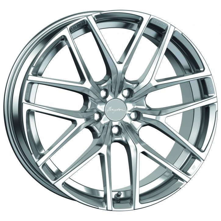 Breyton Hibonit 8,5x20 5-112 ET 24 Hyper Silver