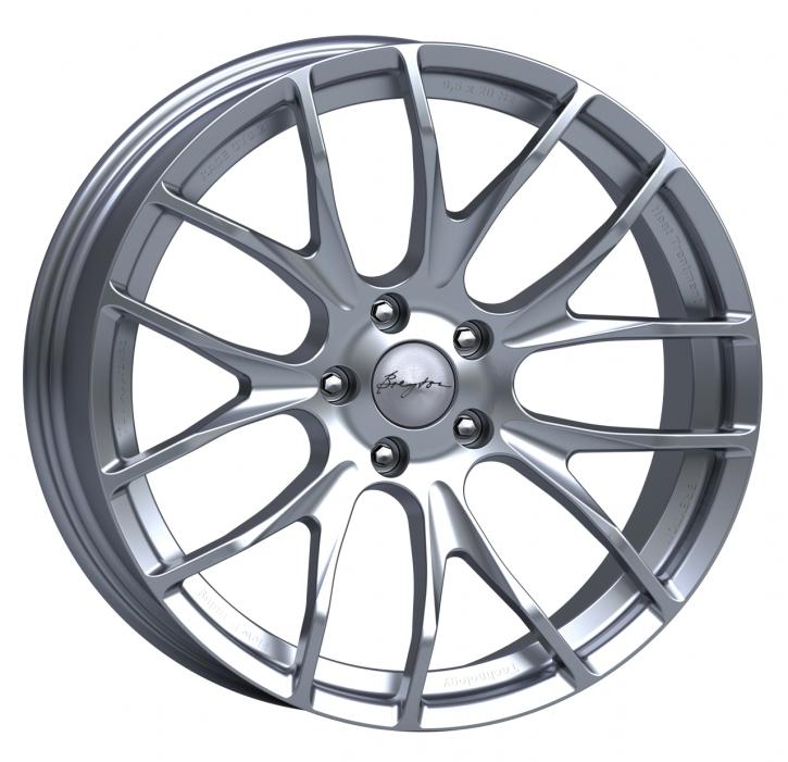 Breyton Race GTS 2 10,0x20 5-120 ET 35 Hyper Silver