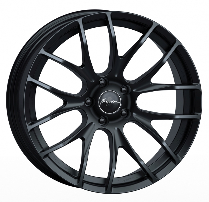 Breyton Race GTS 2 9,5x19 5-120 ET 40 Matt Black