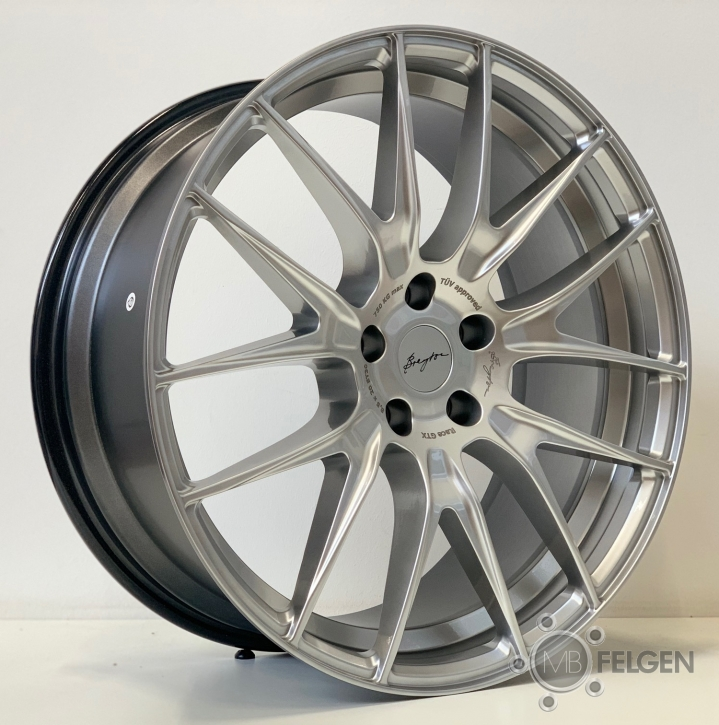 Breyton Race GTX 8,5x20 5-112 ET 30 Hyper Silver