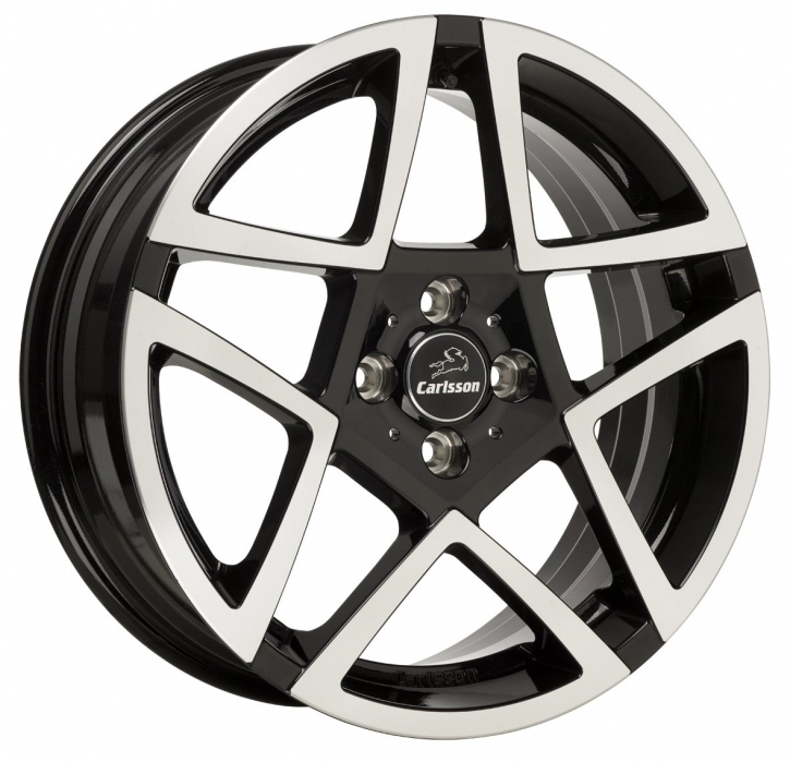 Carlsson 1/5 Revo III 7x17 4/100 ET 42 Diamond Edition
