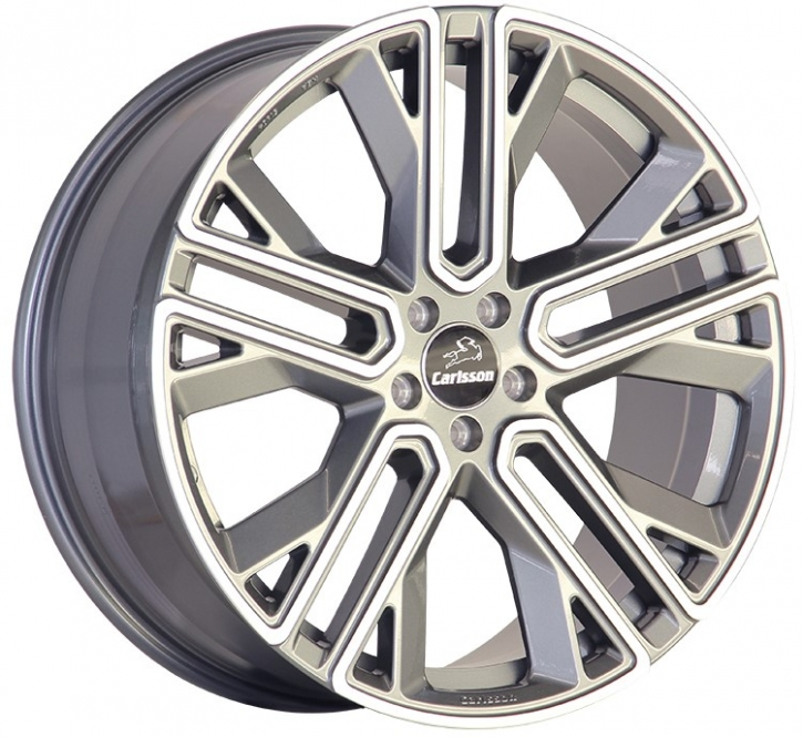 Carlsson Design 589 forged 11,5x22 5/112 ET 30 Raw Surface
