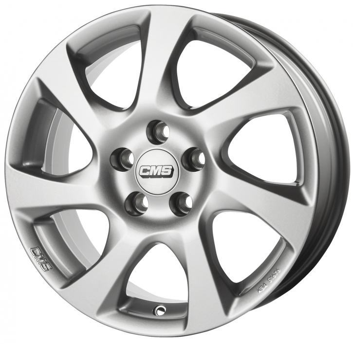 CMS C24 6,5x16 5/105 ET 39 Silver