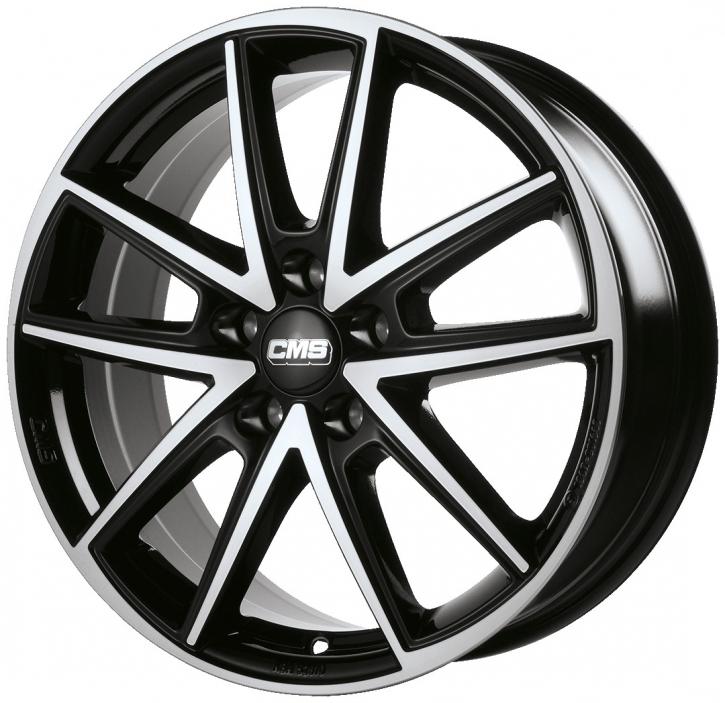 CMS C30 6,5x16 5/110 ET 40 Diamond Black