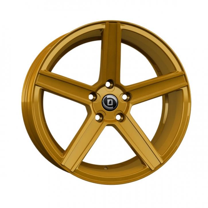 Diewe Cavo 10,5x20 5/120,65 ET 35 Gold