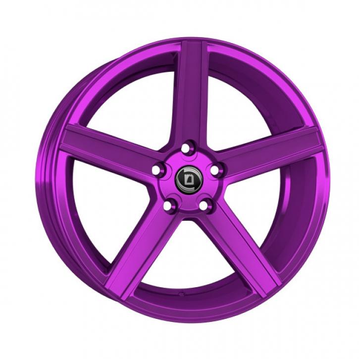 Diewe Cavo 10,5x20 5/120,65 ET 35 Purple