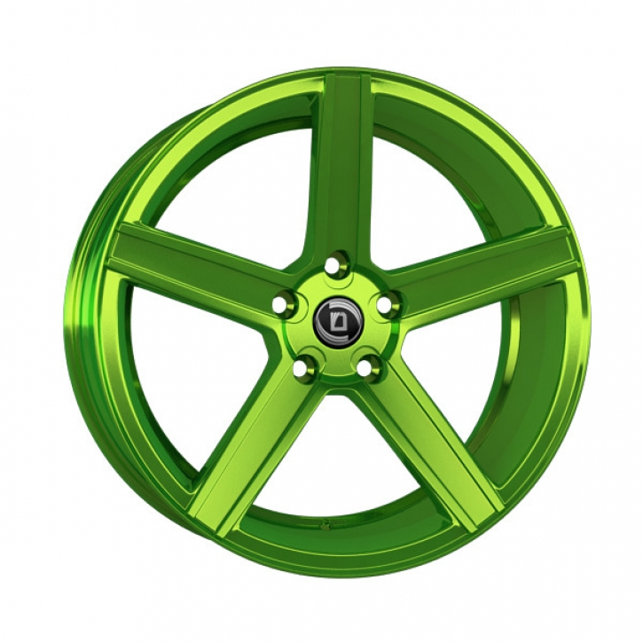 Diewe Cavo 9x20 5/120,65 ET 30 YellowGreen