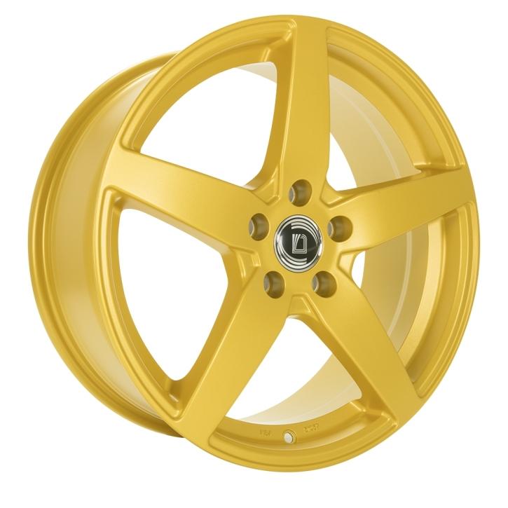 Diewe Inverno 6,5x16 5/105 ET 38 Gold