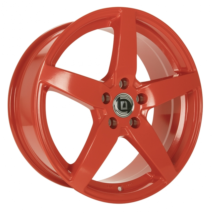 Diewe Inverno 6,5x16 5/105 ET 38 Rot