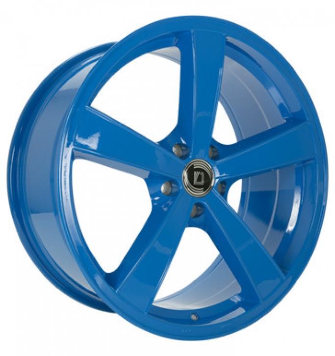 Diewe Trina 7x17 5/105 ET 38 Power Blue