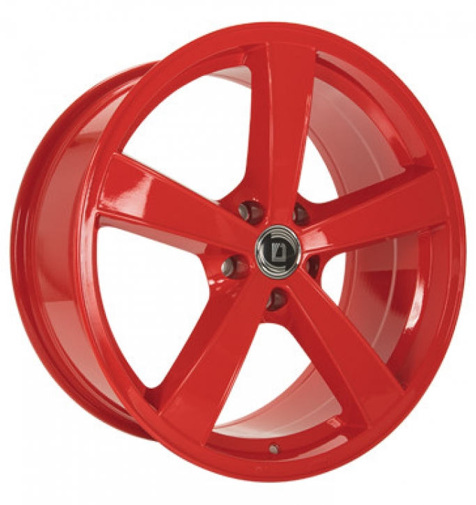 Diewe Trina 7x17 5/105 ET 38 Power Red