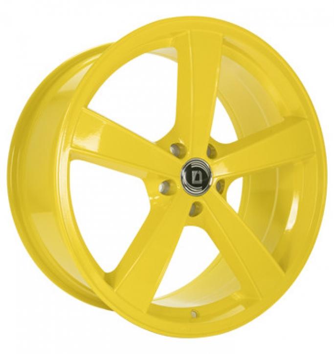 Diewe Trina 7x17 5/105 ET 38 Power Yellow